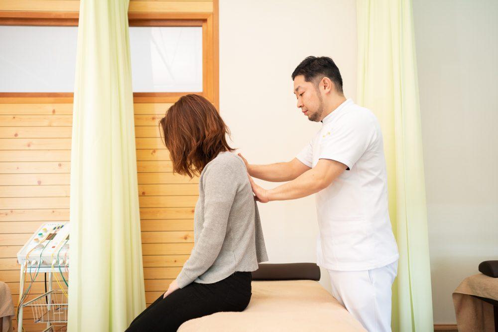 姿勢改善|富谷市いわもと鍼灸整骨院