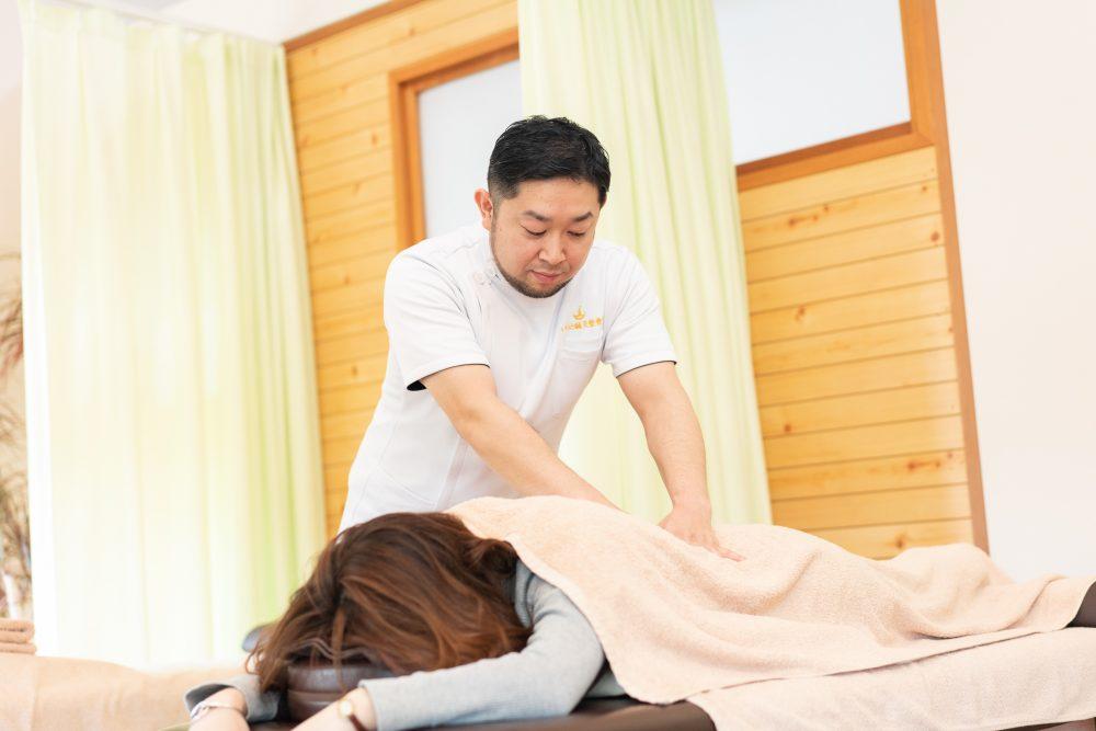 腰痛・背中の痛み|富谷市の整骨院