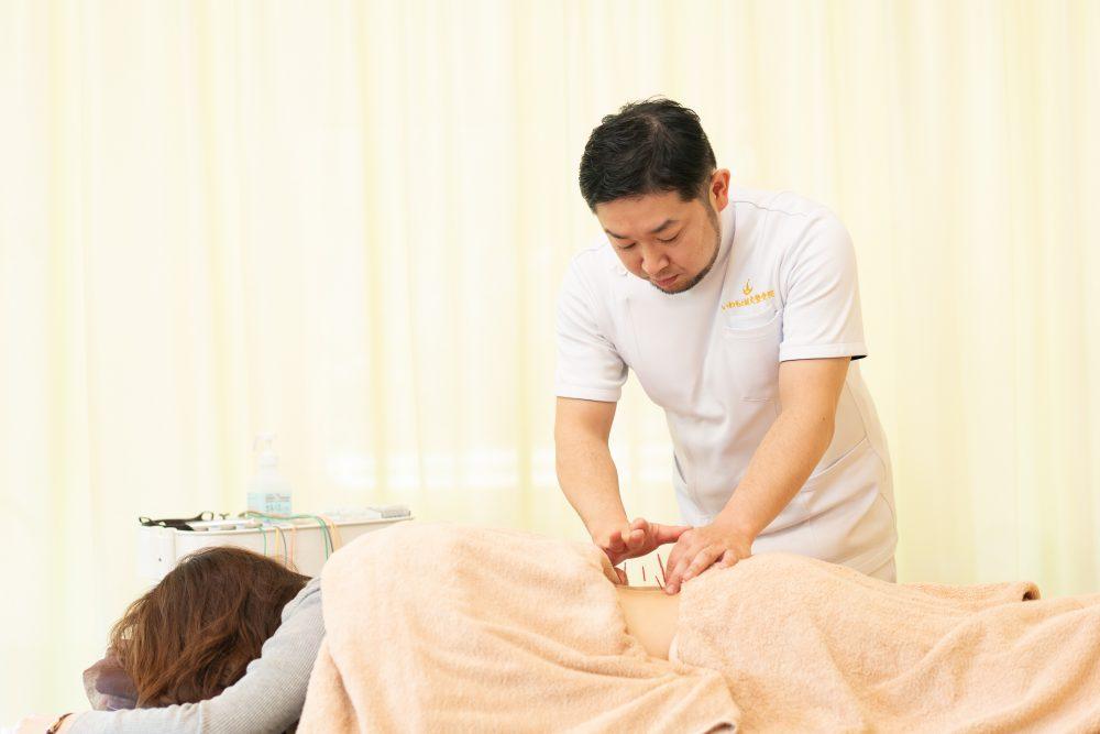 鍼治療|富谷市いわもと鍼灸整骨院
