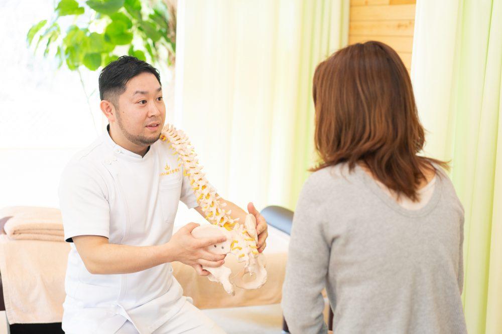 猫背による肩こり|富谷市いわもと鍼灸整骨院