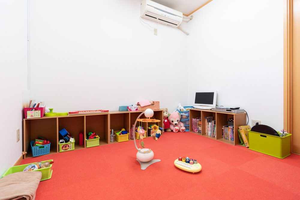 キッズルーム完備|富谷市でお子様連れ大歓迎の整骨院